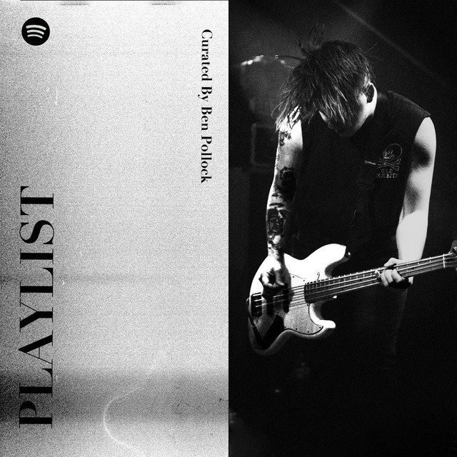 PLAYLIST: Curated By Ben Pollock
