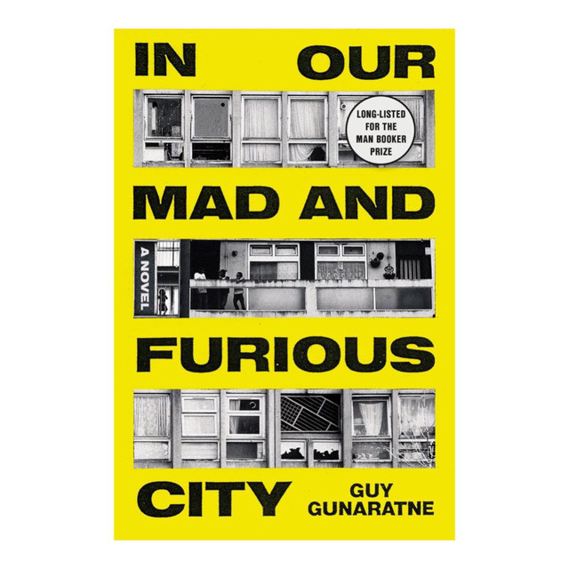 In Our Mad And Furious City - Official Playlist