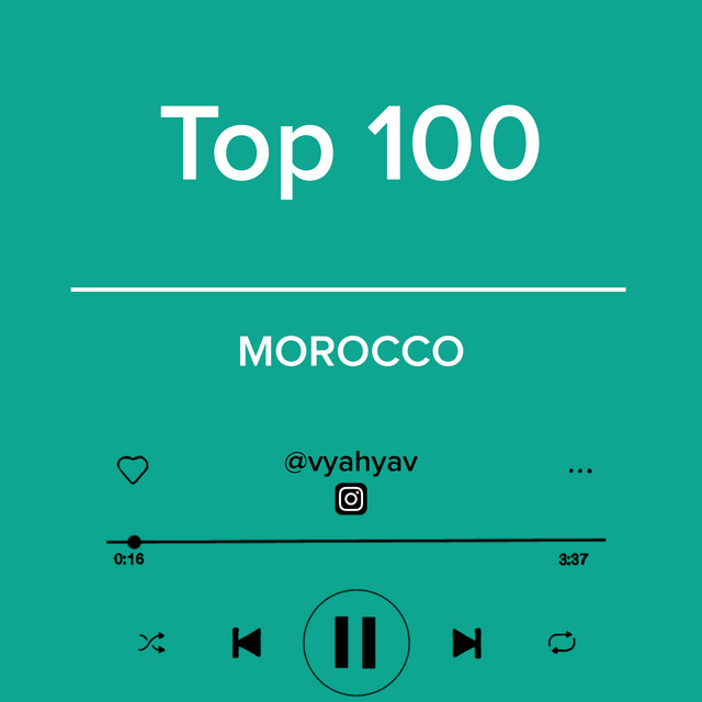 Morocco Top 100 🔥