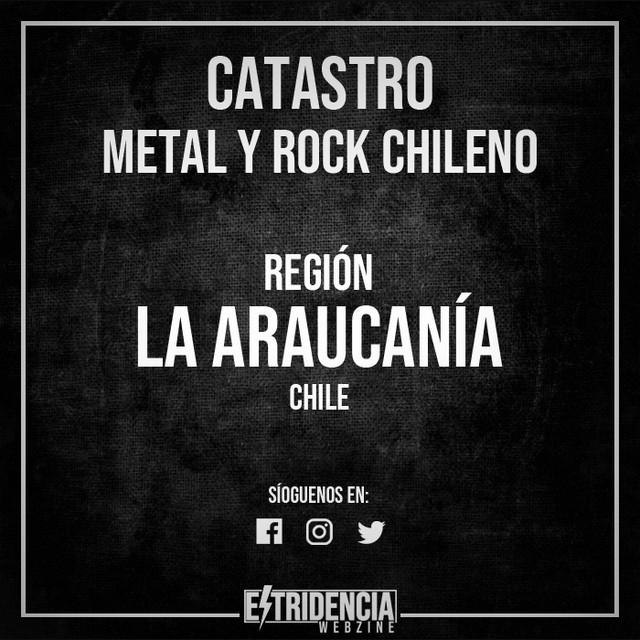 Metal y Rock chileno   La Araucanía