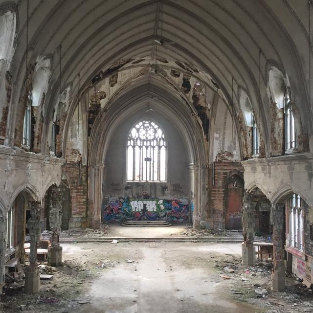 Empty Church Tea