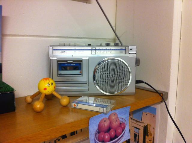 Eldorado/Lyx-ersättaren 1983: Radioapparaten med Kjell Alinge