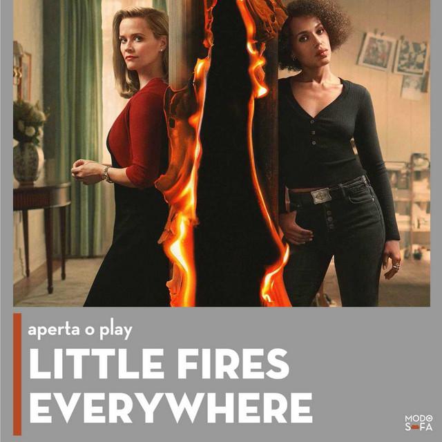 Aperta o Play: Little Fires Everywhere