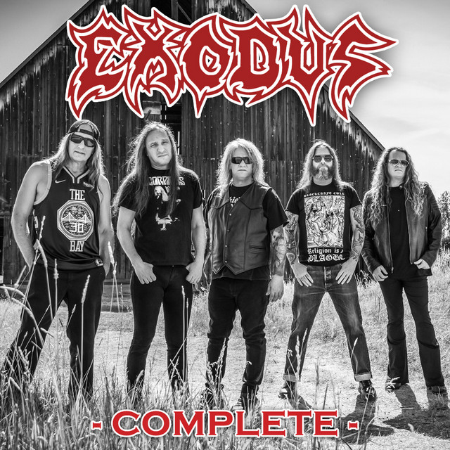 Exodus - The Complete Discography