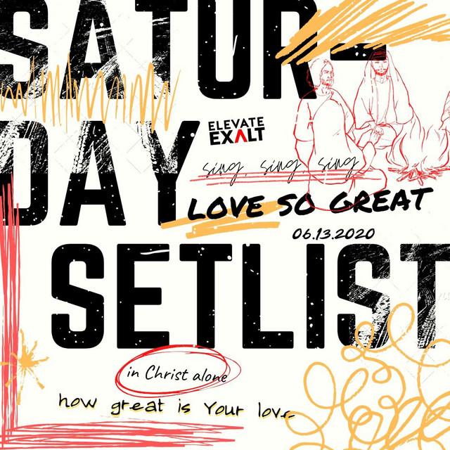 Saturday Setlist - 06/13/2020 - Main