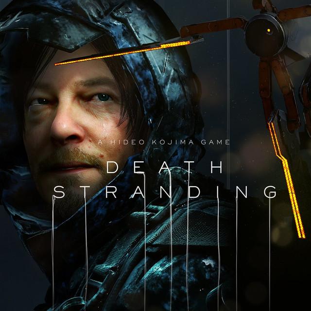 DEATH STRANDING by Hideo Kojima (including Directors Cut)