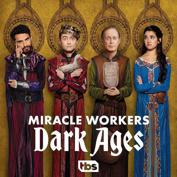 Miracle Workers: Dark Ages Official Playlist
