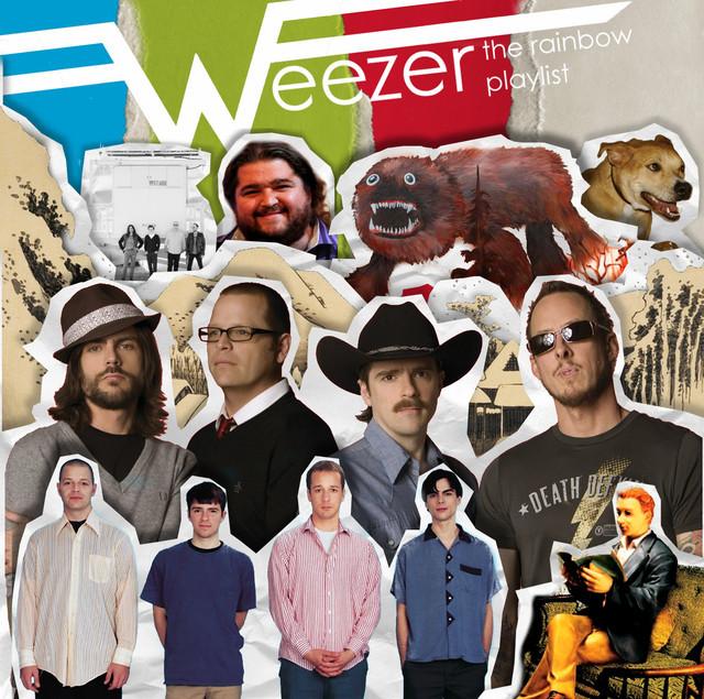Weezer: The Rainbow Playlist
