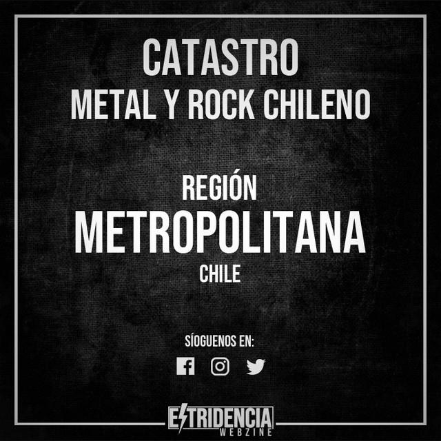 Metal y Rock chileno | Metropolitana