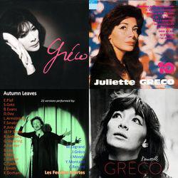 Hommage à Juliette Gréco