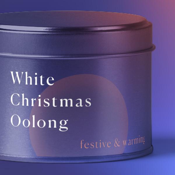 White Christmas Oolong