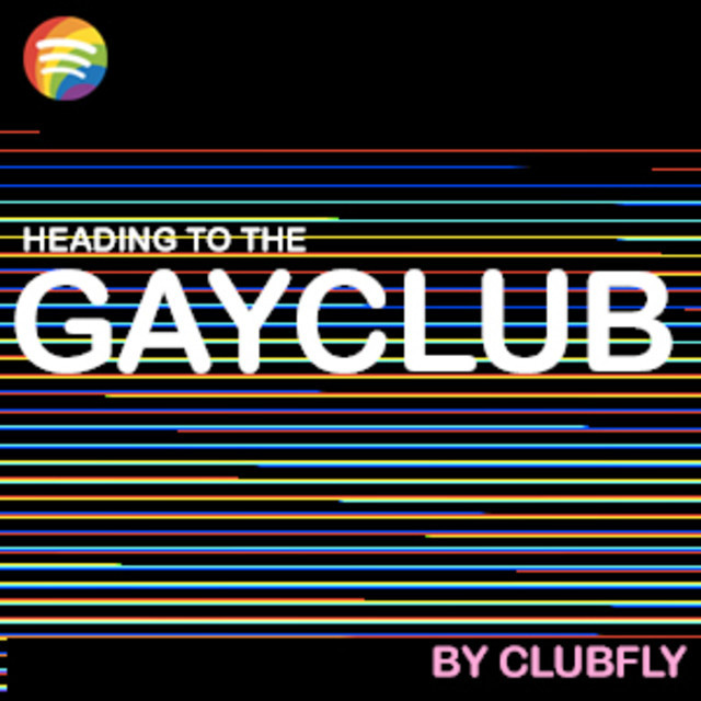 Heading to the Gay Club