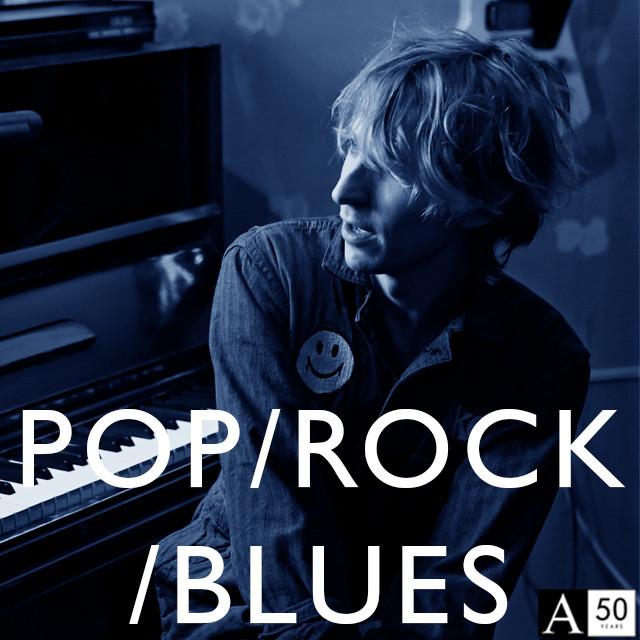 Amigo 50 - Pop/Rock/Blues