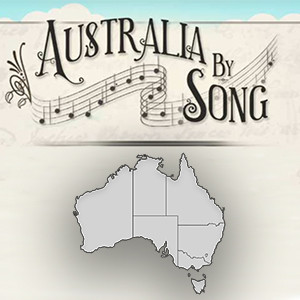 Australia By Song: songs about Australian towns & locations