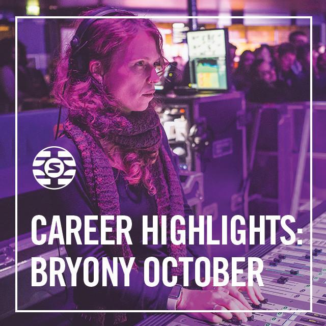 Career Highlights: Bryony October