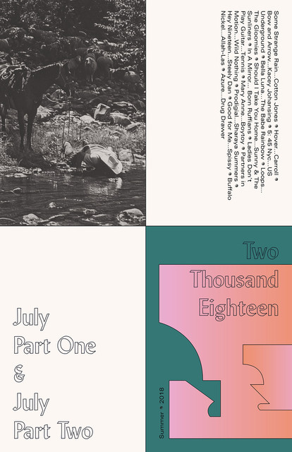 july 18 / one + july 18 / two
