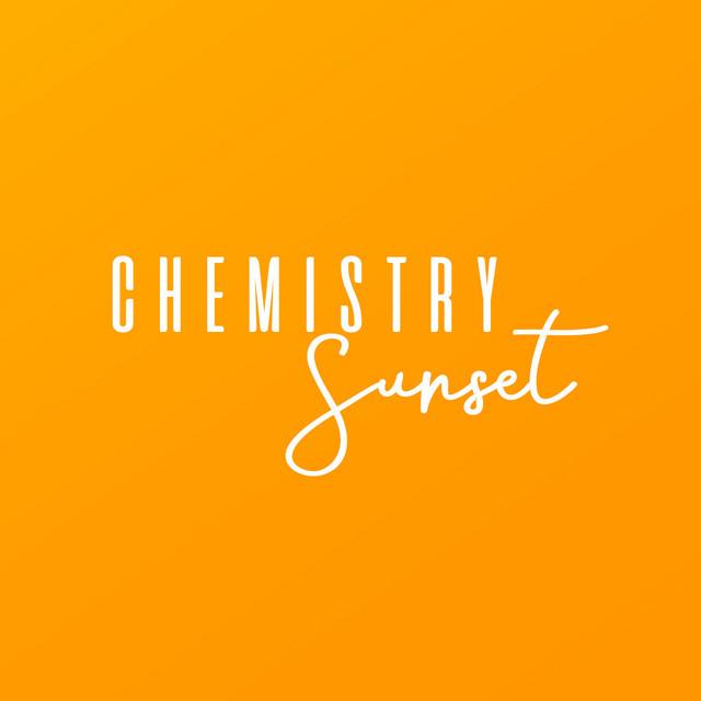 Chemistry Sunset ☀️ 🌴 🍹