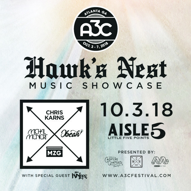 Hawk's Nest A3C Showcase