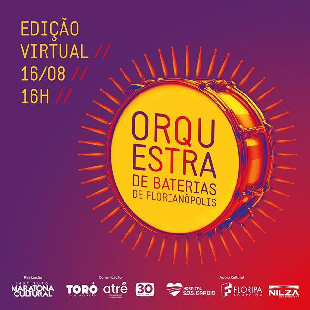 Orquestra de Baterias - Edição Virtual 2020