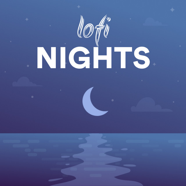 🌙 Lofi Nights ~ late-night beats to sleep to