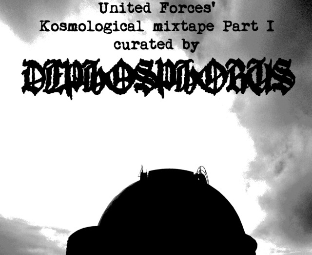 Kosmological mixtape curated by Dephosphorus (Part I)
