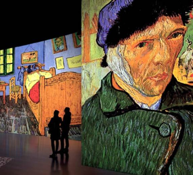 Van Gogh Alive The Experience - Soundtrack