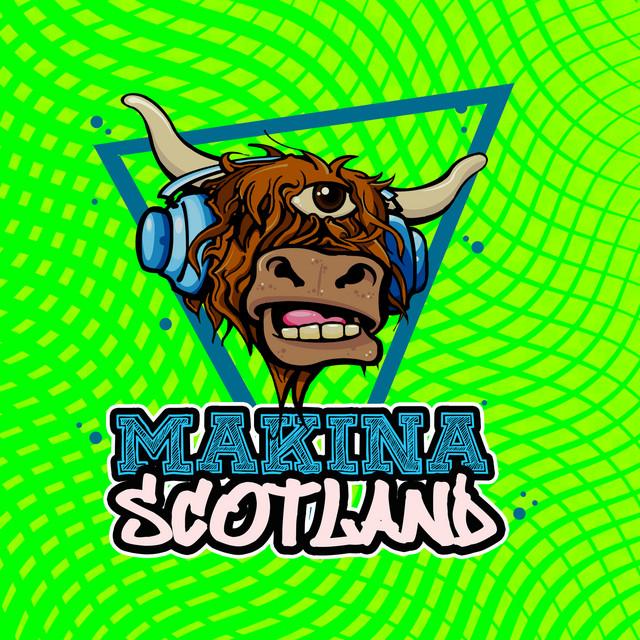 """MAKINA SCOTLAND 💥 including our new album """"The Evolution LP"""""""