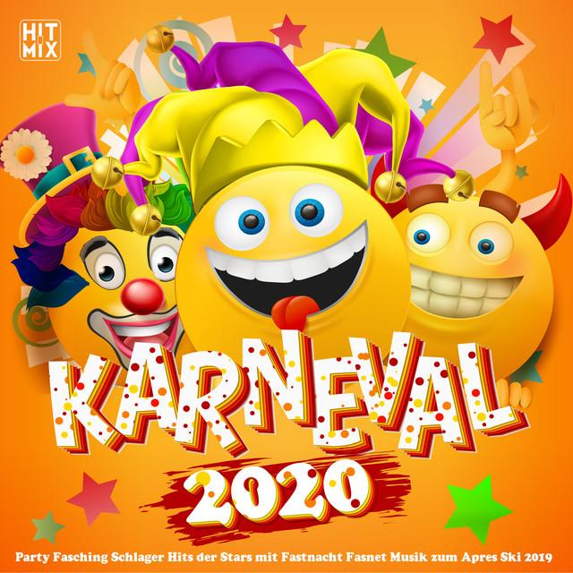 Karneval 2021 – Party Fasching Schlager Hits der Stars mit Fastnacht Fasnet Musik zum Apres Ski 2021