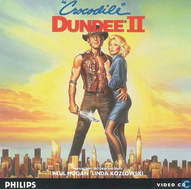 Crocodile Dundee 2 1988 Soundtrack On Spotify