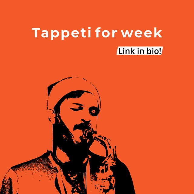 Tappeti for week - Ted edition