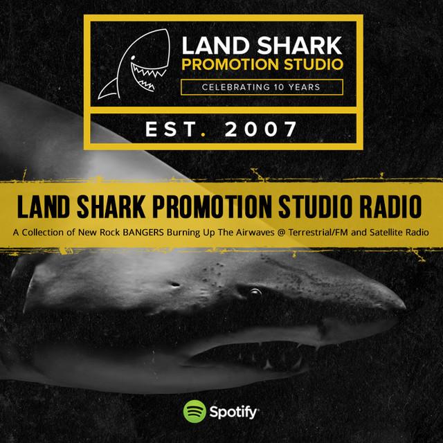 LAND SHARK Promotion Studio Radio