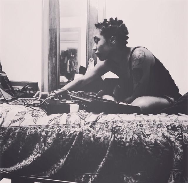black, fem + genre non conforming