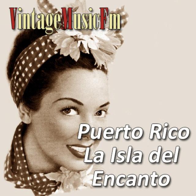 Puerto Rico Vintage. La Isla del Encanto. 200 canciones