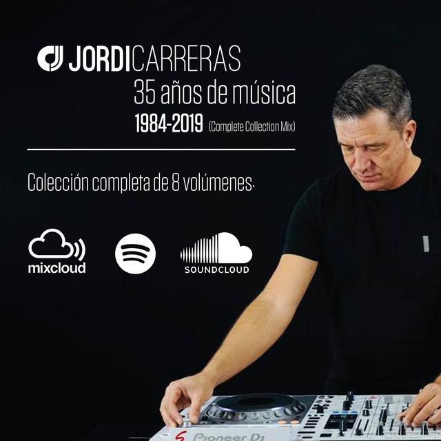 JORDI CARRERAS 35 Años de Música