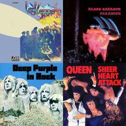 50 ans de hard & heavy en 50 albums