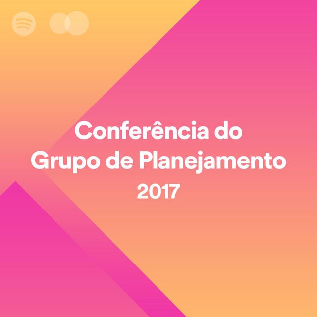 Conferência do Grupo de Planejamento 2017