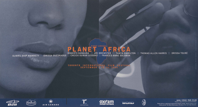 The Music Of Planet Africa