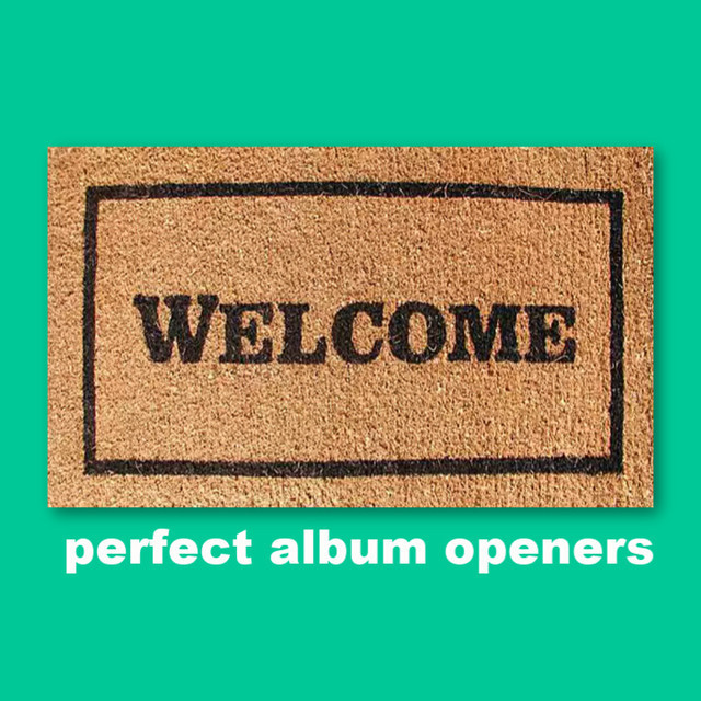 welcome to the album