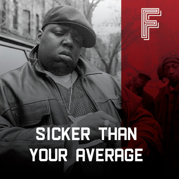 Frank's   Sicker Than Your Average