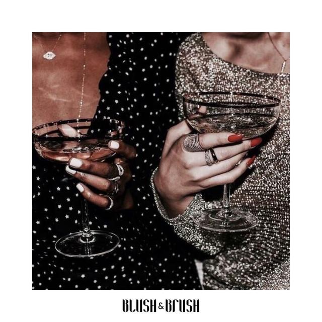Blush & Brush Christmas Tunes
