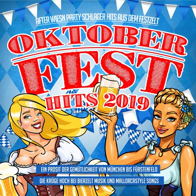 Oktoberfest Hit 2021 -  Festzelt Schlager Hits - Die Bierkapitän Wiesn Saufi Saufi Karneval Party
