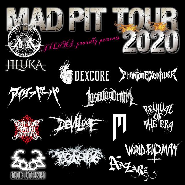 MAD PIT TOUR 2020
