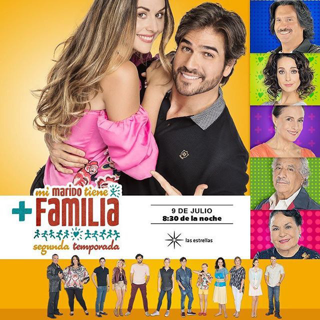 Mi Marido Tiene Familia Familia Aristemo Playlist By Alvaroludena Spotify