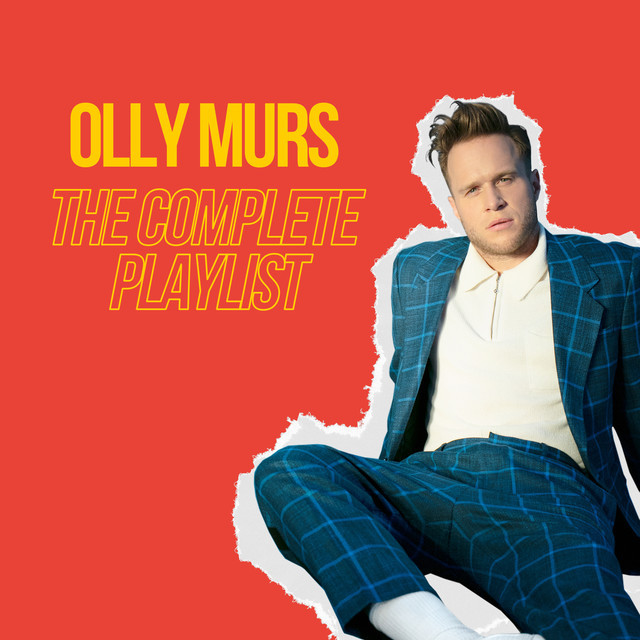 Olly Murs: The Complete Playlist featuring Feel The Same 😎