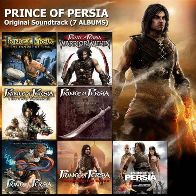 Prince Of Persia All Soundtrack On Spotify