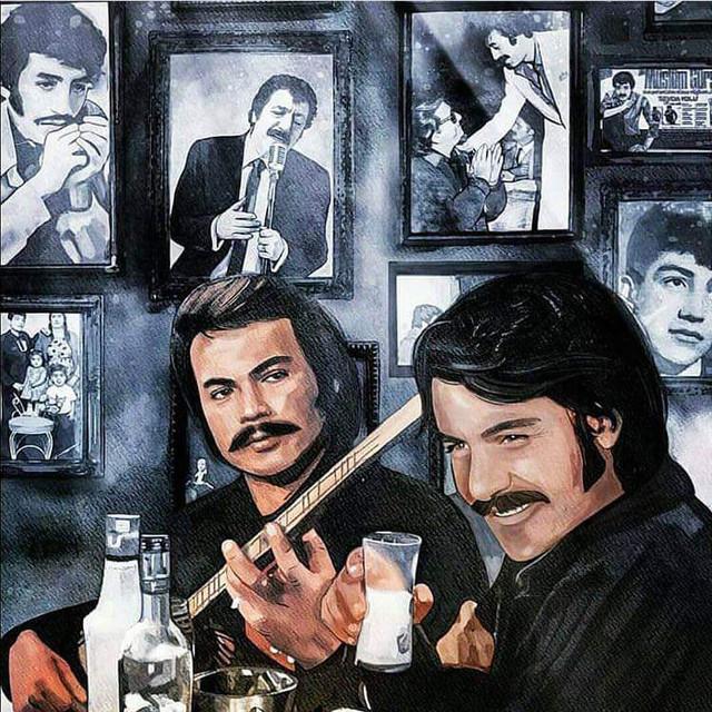 Damar Sarkilar⭐️Arabeskin Baba Sarkilari on Spotify