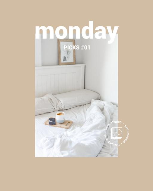MONDAY PICKS #01