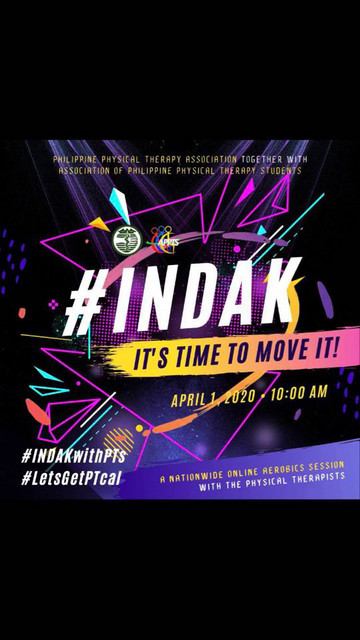 INDAK! It's Time to MOVE it!