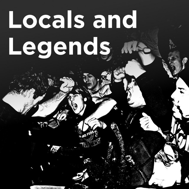 Locals and Legends // A Metal-, Hard-, and Deathcore Playlist