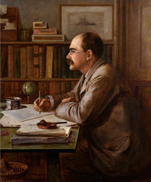 Rudyard Kipling in music and song